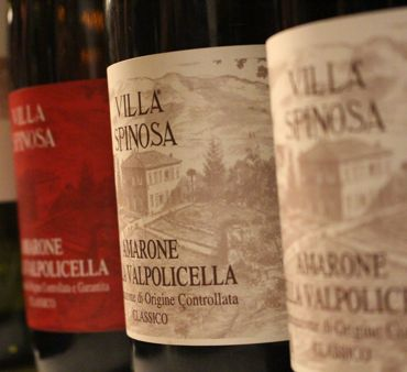 COPENAGHEN WELCOMES VILLA SPINOSA FOR A TASTING