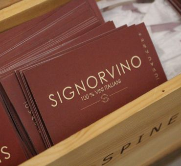 SIGNORVINO ARESE WELCOMES VILLA SPINOSA